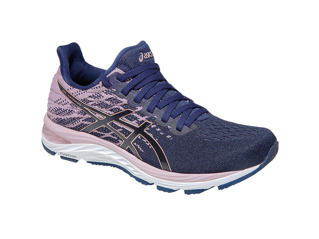 Details about ASICS Women's GEL-Cumulus 21 Knit Running Shoes 1012A692