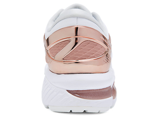 GEL-KAYANO 26 PLATINUM WHITE/ROSE GOLD