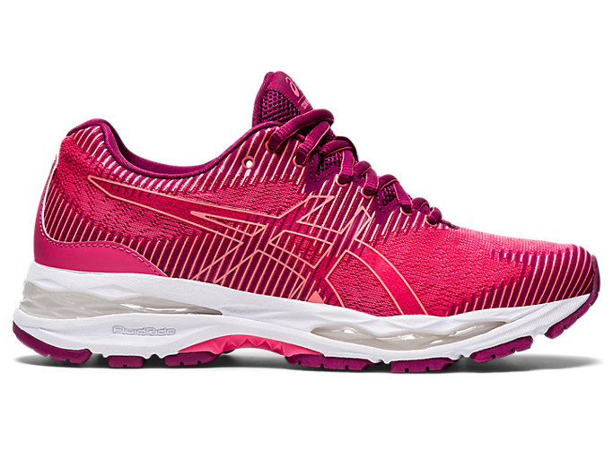 Women's GEL-ZIRUSS 2 | PINK CAMEO/DRIED BERRY | Running ...