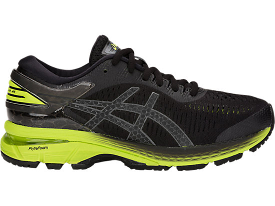 GEL-KAYANO 25 GS, BLACK/BLACK