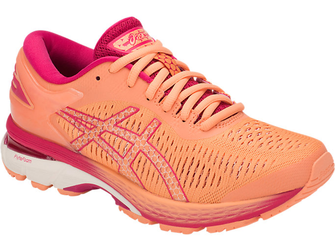 Front Right view of GEL-Kayano 25 GS