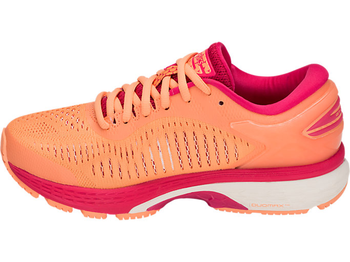 Left side view of GEL-Kayano 25 GS
