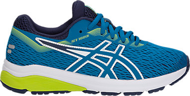asics running kids