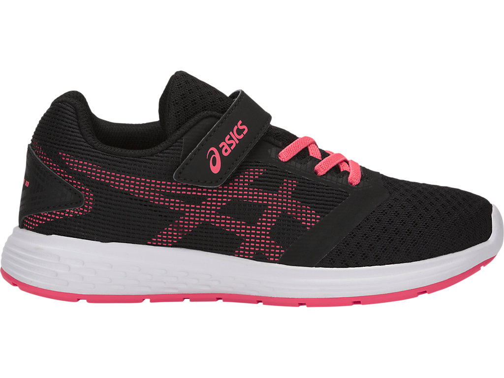 PATRIOT 10 PS | Kids | BLACK/PINK CAMEO | KINDER SCHUHE | ASICS DE