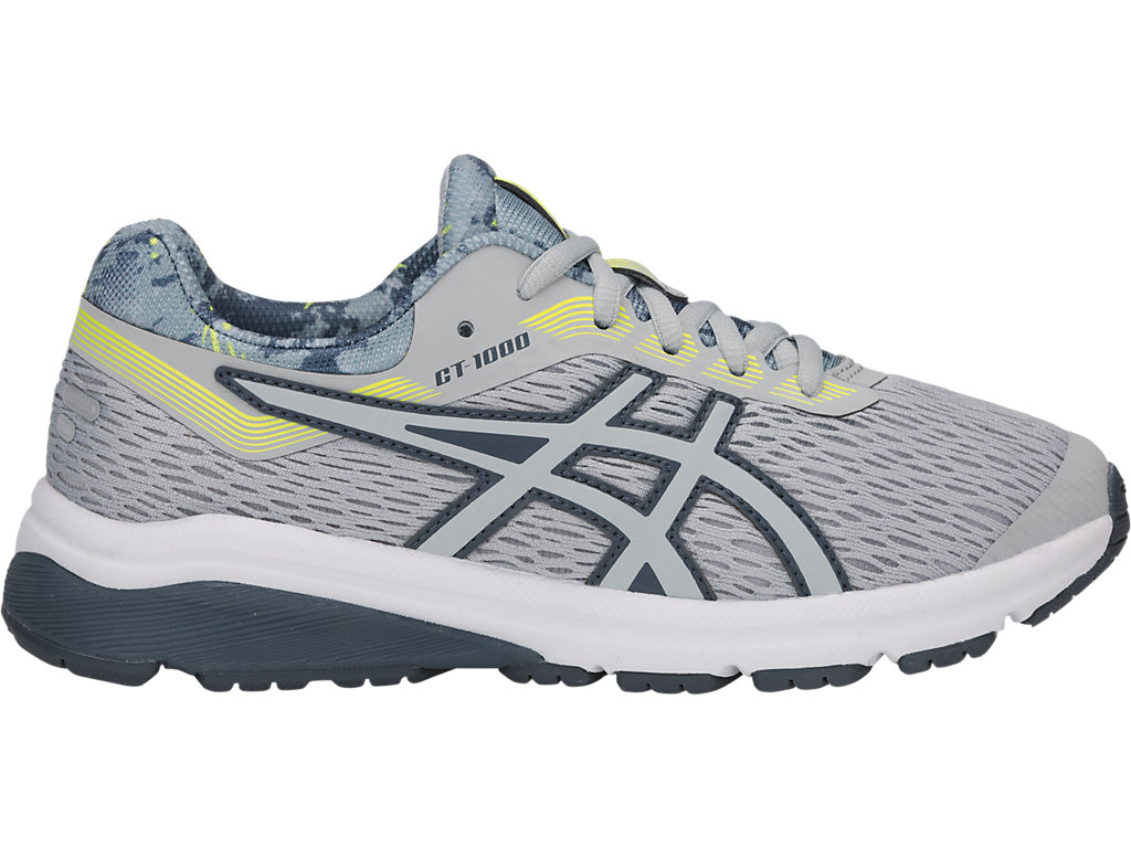 GT-1000 7 GS SP | Kids | MID GREY/MID GREY | Kid's Road Running ...