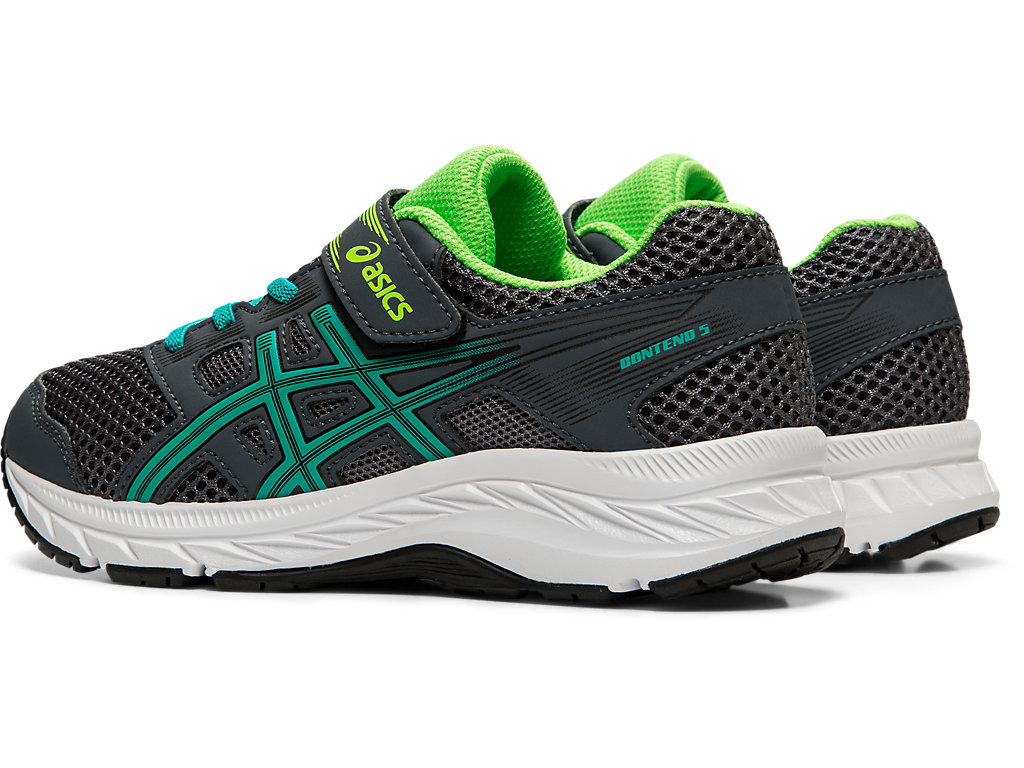 ASICS-Kid-039-s-Contend-5-PS-Running-Shoes-1014A048 thumbnail 57