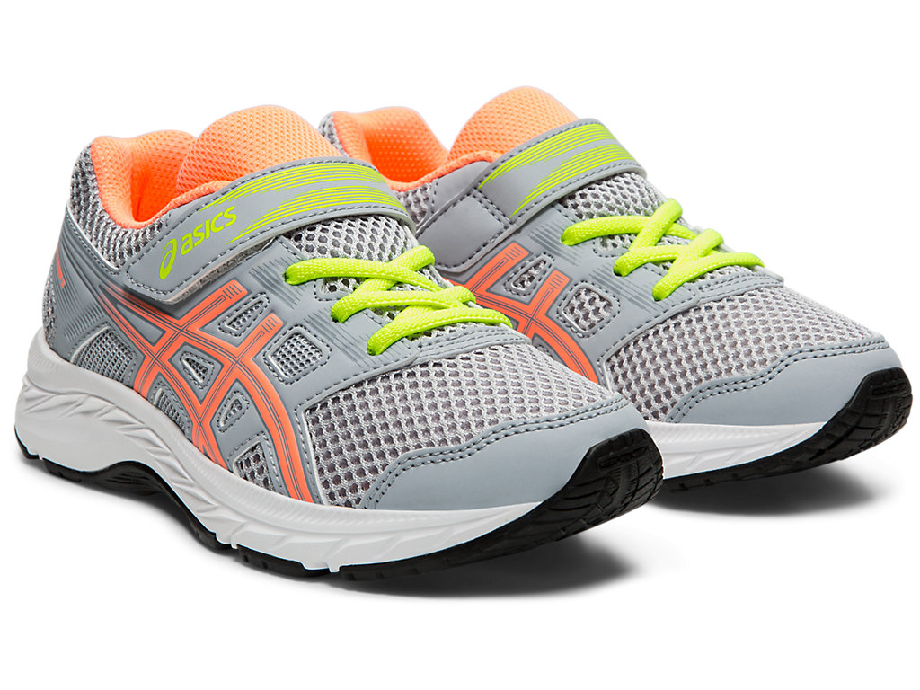 ASICS-Kid-039-s-Contend-5-PS-Running-Shoes-1014A048 thumbnail 83