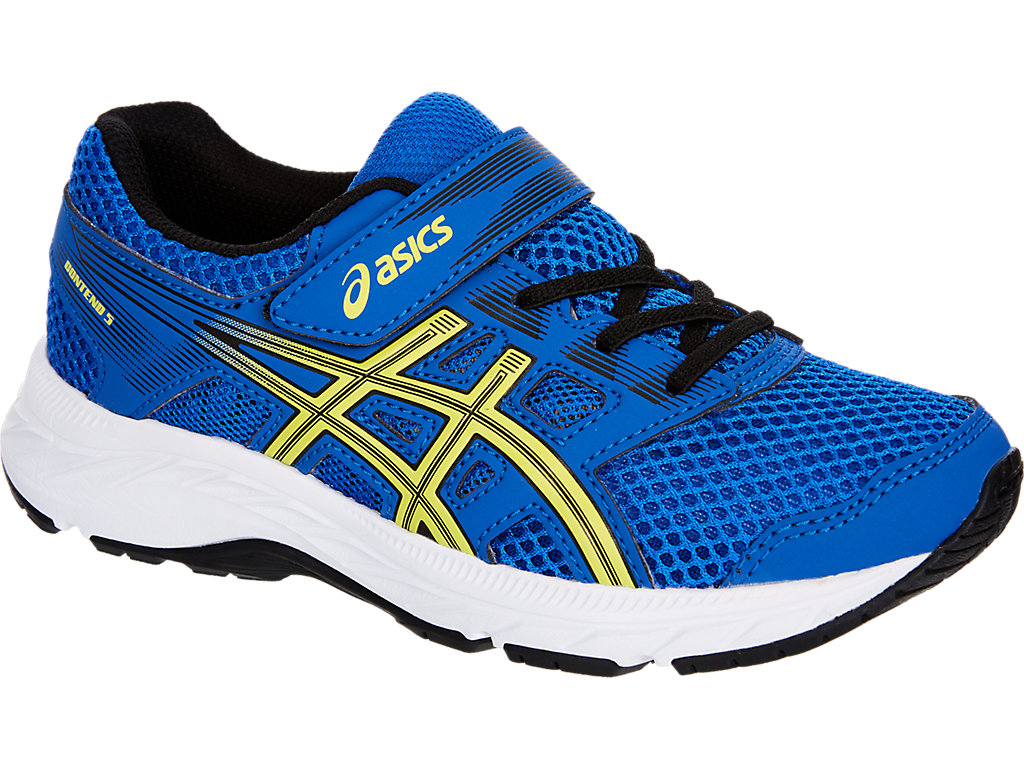 ASICS-Kid-039-s-Contend-5-PS-Running-Shoes-1014A048 thumbnail 74
