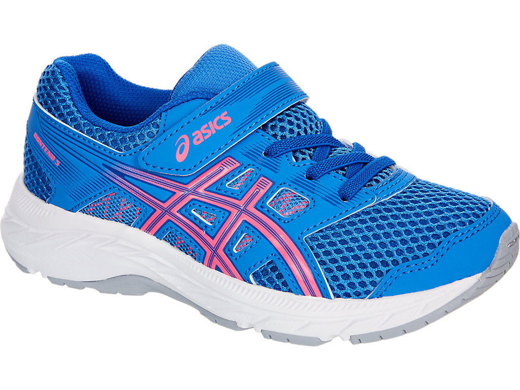 ASICS-Kid-039-s-Contend-5-PS-Running-Shoes-1014A048 thumbnail 38