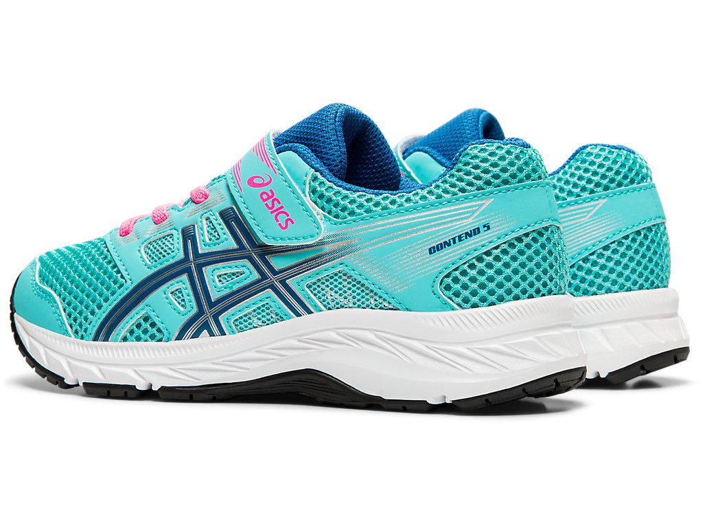 ASICS-Kid-039-s-Contend-5-PS-Running-Shoes-1014A048 thumbnail 66