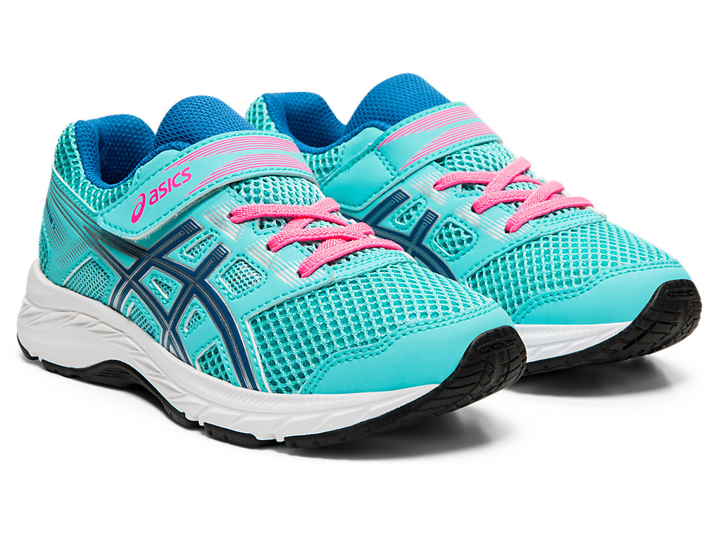 ASICS-Kid-039-s-Contend-5-PS-Running-Shoes-1014A048 thumbnail 65