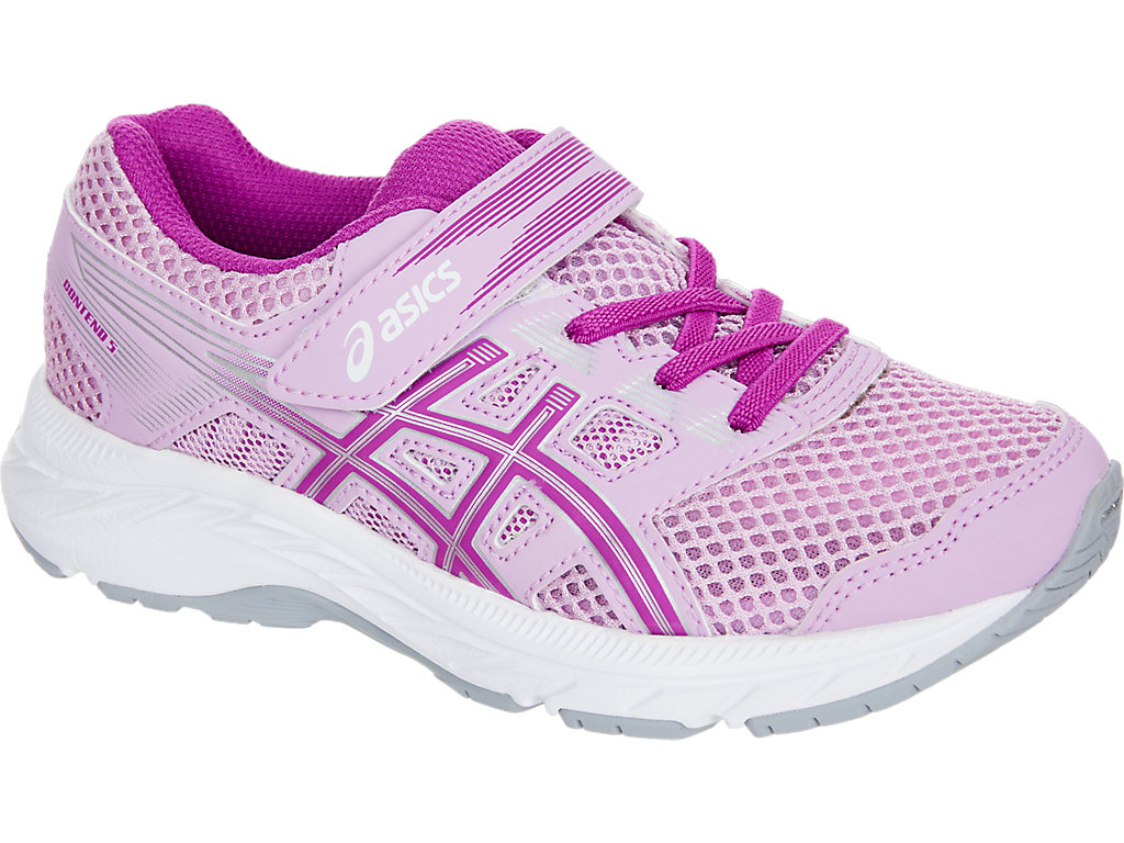ASICS-Kid-039-s-Contend-5-PS-Running-Shoes-1014A048 thumbnail 20