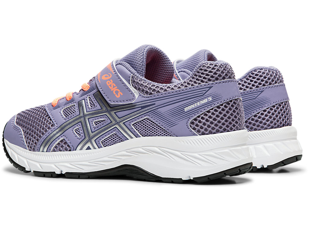 ASICS-Kid-039-s-Contend-5-PS-Running-Shoes-1014A048 thumbnail 12