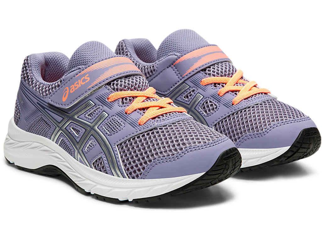 ASICS-Kid-039-s-Contend-5-PS-Running-Shoes-1014A048 thumbnail 11