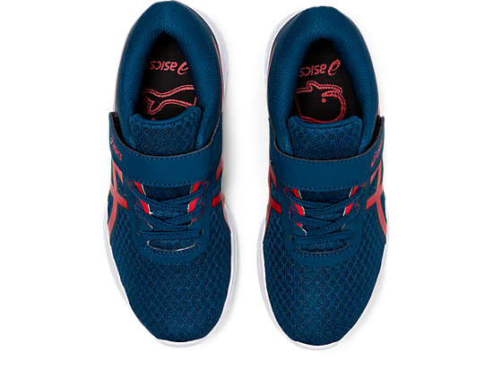 PATRIOT 11 PS MAKO BLUE/CLASSIC RED