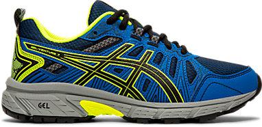 asics junior running shoes size 4 x 4