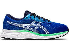 Right side view of GEL-EXCITE™ 7 GS, ASICS BLUE/WHITE
