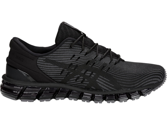Right side view of GEL-QUANTUM 360 4, DARK GREY/BLACK