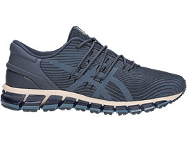 GEL-QUANTUM 360 4, TARMAC/STEEL BLUE