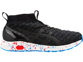 HYPER GEL-KAN, BLACK/DIRECTOIRE BLUE