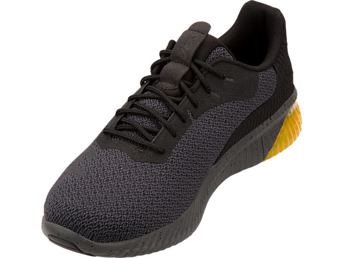 Front Left view of GEL-KENUN 2, BLACK/BLACK