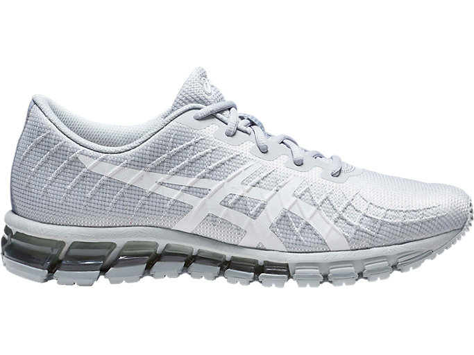 Right side view of GEL-QUANTUM 180™ 4, MID GREY/WHITE
