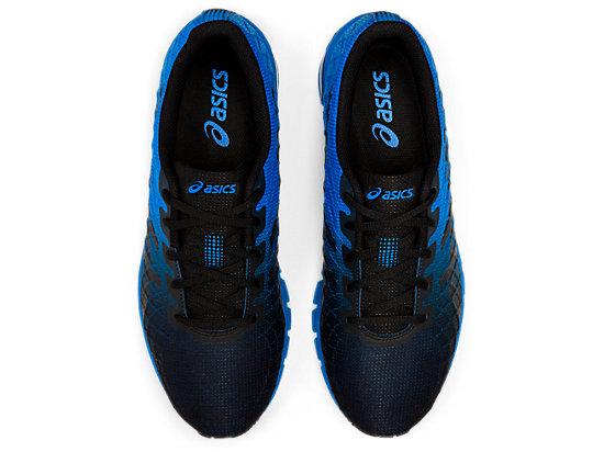 GEL-QUANTUM 180 4 ELECTRIC BLUE/BLACK