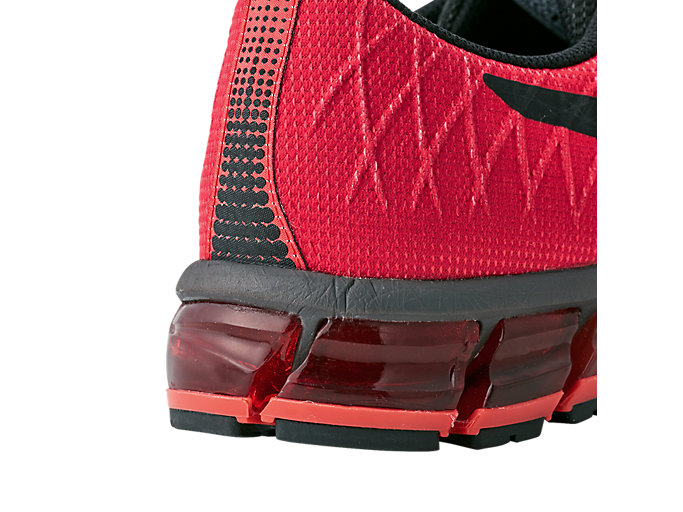 Alternative image view of GEL-QUANTUM 180™ 4, CLASSIC RED/BLACK