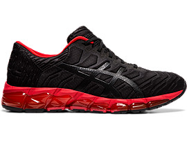 GEL-QUANTUM 360 5, BLACK/SPEED RED