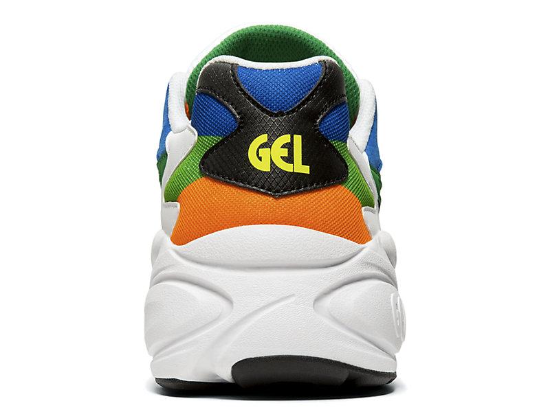 GEL-BND White/Green 25 BK