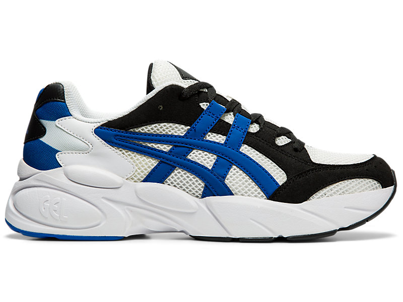 GEL-BND White/Asics Blue 1 RT