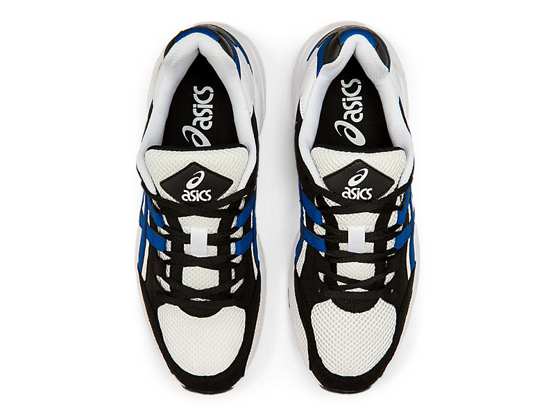 GEL-BND White/Asics Blue 21 TP
