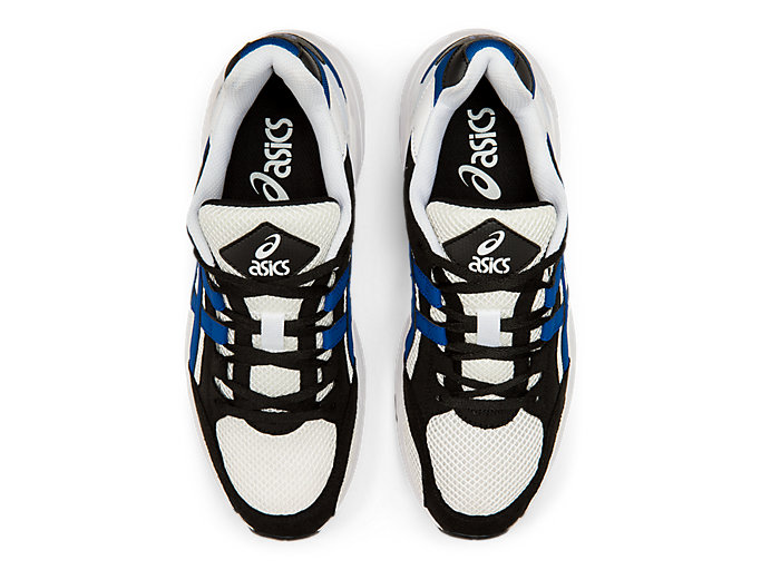 Top view of GEL-BND™, WHITE/ASICS BLUE