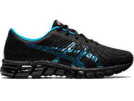 GEL-QUANTUM 180 4, BLACK/ISLAND BLUE