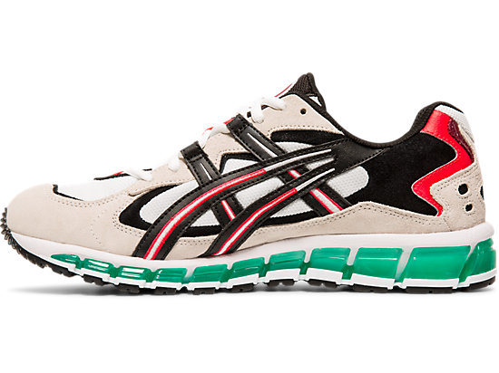 GEL-KAYANO 5 360 WHITE/MIDNIGHT
