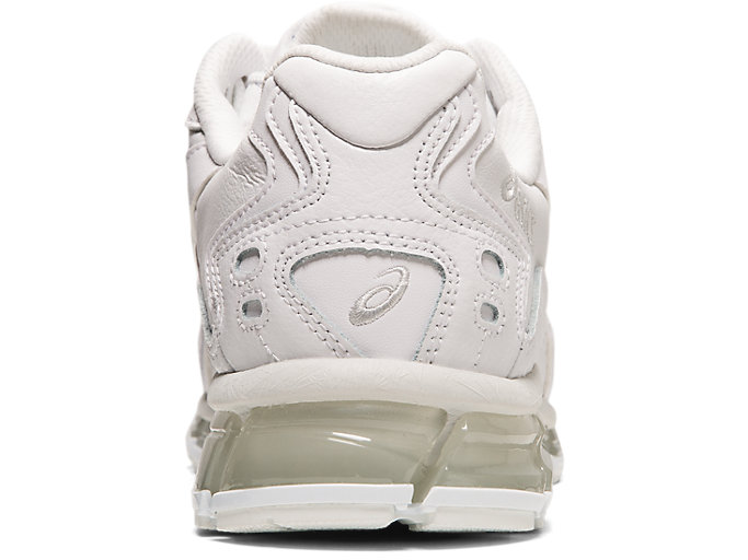 Back view of GEL-KAYANO 5 360, WHITE/WHITE
