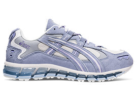 Right side view of GEL-KAYANO 5 360 G-TX, COOL MIST/MIST