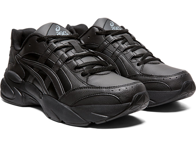 Front Right view of GEL-BND™, BLACK/BLACK