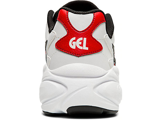 GEL-BND WHITE/CLASSIC RED