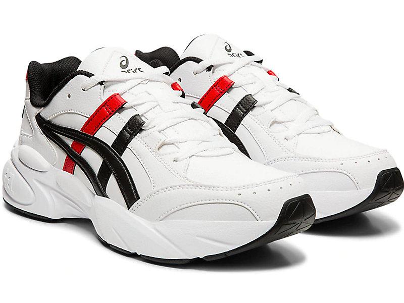 GEL-BND WHITE/CLASSIC RED 5 FR