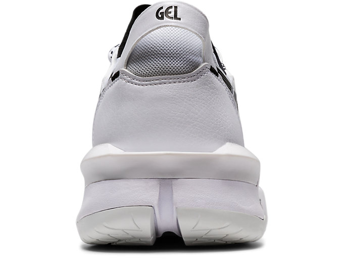Back view of GEL-LYTE XXX, WHITE/BLACK