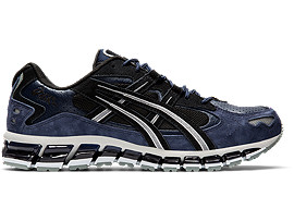 Right side view of GEL-KAYANO™ 5 360, MIDNIGHT/PERFORMANCE BLACK