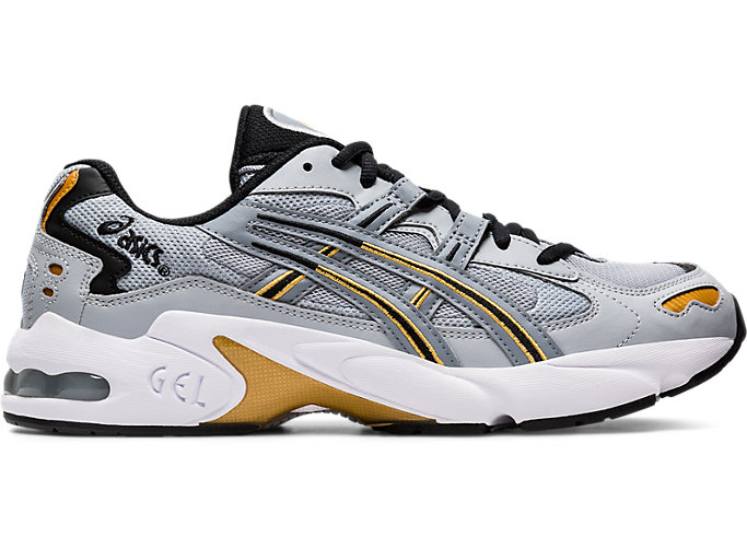 Right side view of GEL-KAYANO™ 5 OG, PIEDMONT GREY/SHEET ROCK