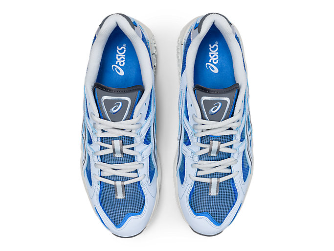 Top view of GEL-KAYANO™ 5 OG, SOFT SKY/SOFT SKY
