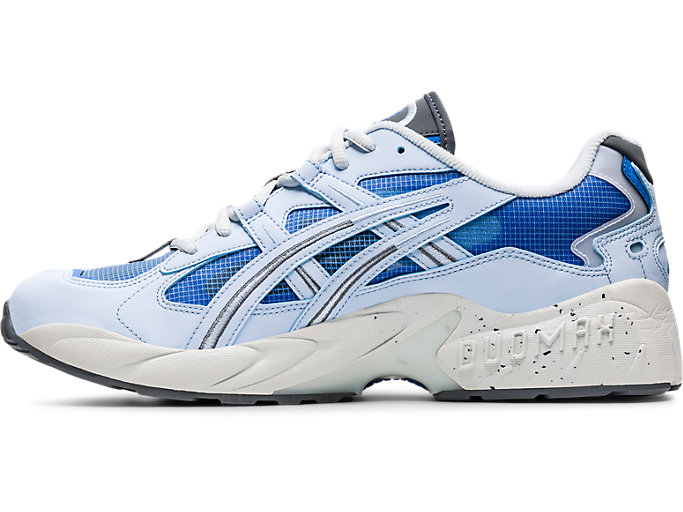 Left side view of GEL-KAYANO™ 5 OG, SOFT SKY/SOFT SKY