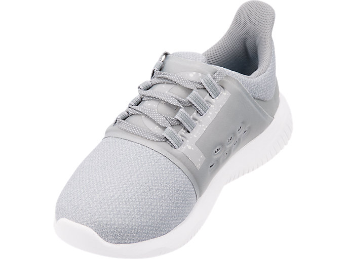 Front Left view of GEL-KENUN LYTE, STONE GREY/STONE GREY
