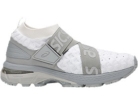 GEL-KAYANO 25 OBI, WHITE/MID GREY