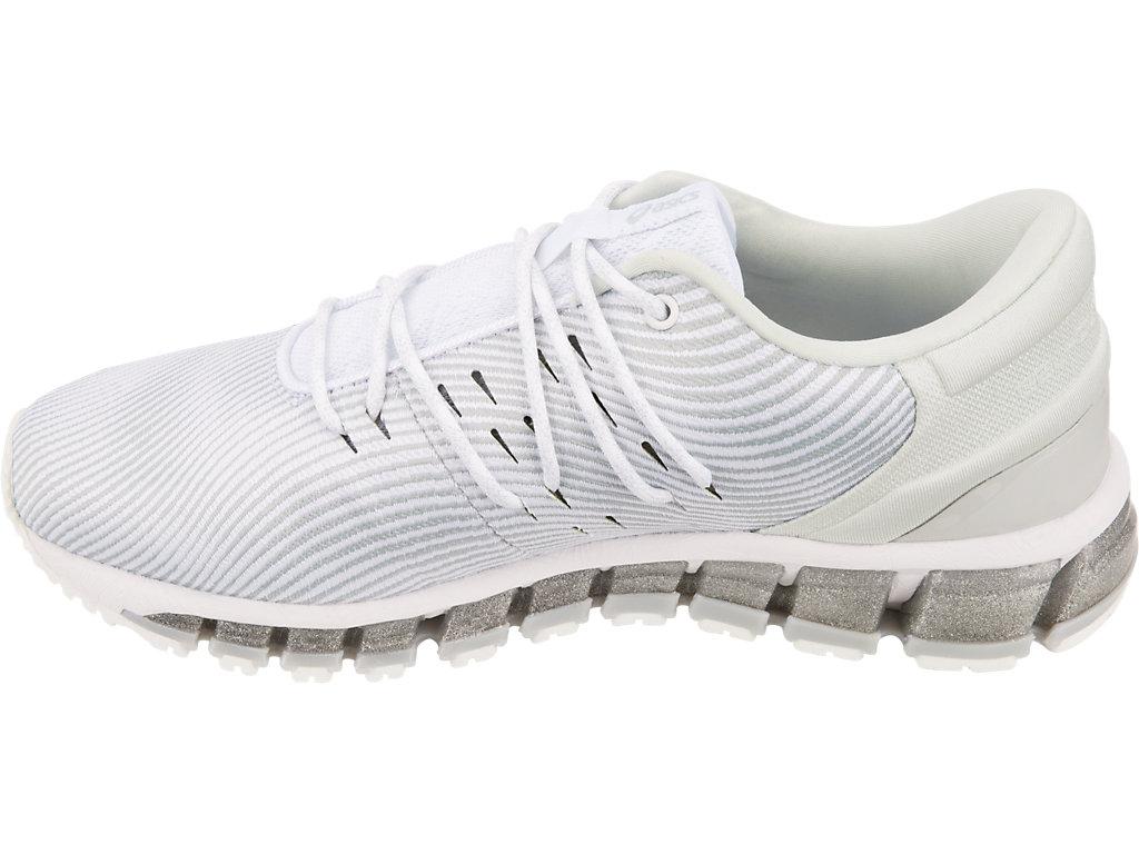 GEL QUANTUM 360 4   Women   WHITEMID GREY   Scarpe Running