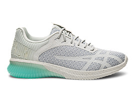 Right side view of GEL-KENUN 2, GLACIER GREY/GLACIER GREY