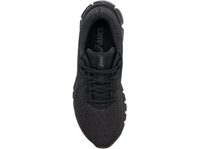 Top view of GEL-QUANTUM 90, BLACK/BLACK